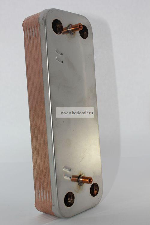 Теплообменник для котла Бакси аналог