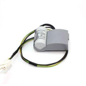 Проводка-с-конденсатором-для-насоса-Wilo-Аристон