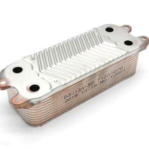 Пластинчатый теплообменник Vaillant turboTEC Plus